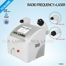 More functions RF+laser skin care equipment
