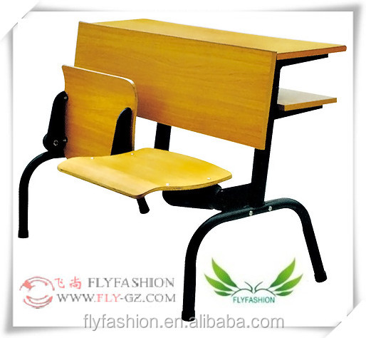 Teaching chairs for plane or ladder and fire resistant step chair for school college university furniture