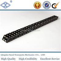 ISO DIN standard pitch 19.05mm 12B steel douplex transmission roller chain