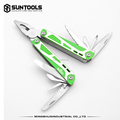 2017 Fashional design new combination pliers Black finish outdoor multi knife