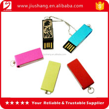 Plastic usb flash disk driver with 4GB capacity for wholesale