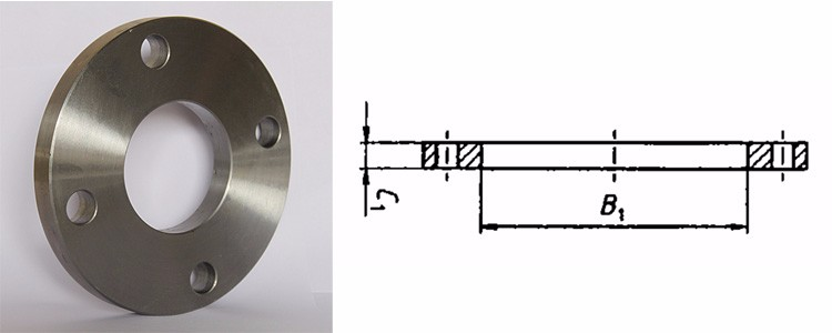 Plate Forged Flange