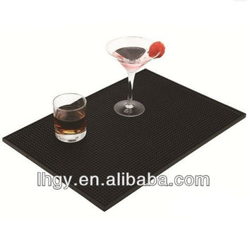 Promotional free logo eco-friendly material bar runner(LH-1795)