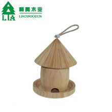 Popular Recycle wood removable bird best