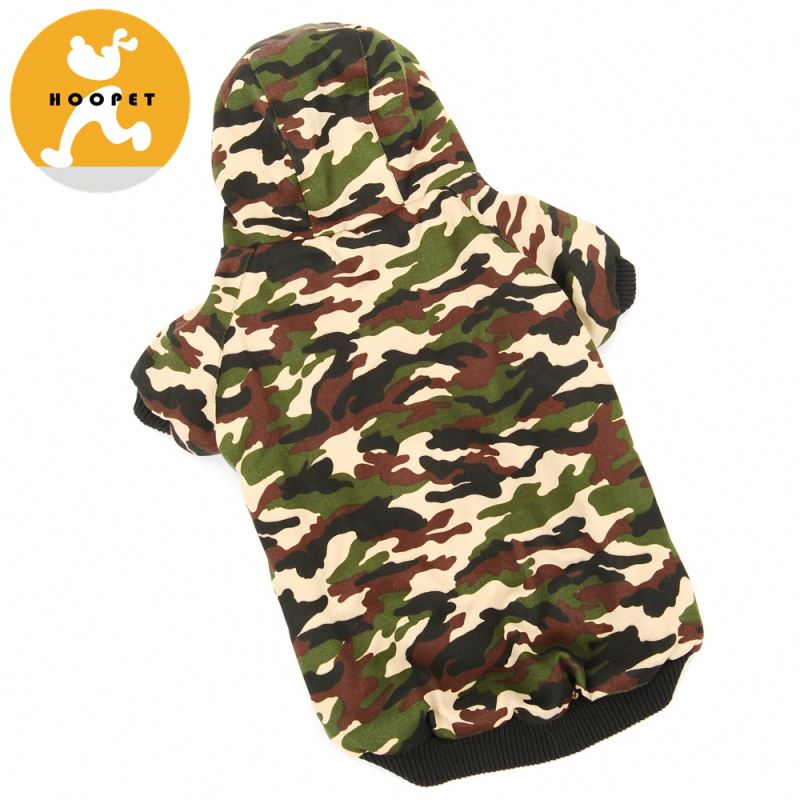Handsome camo coat couture xxxl dog clothes winter wholesale