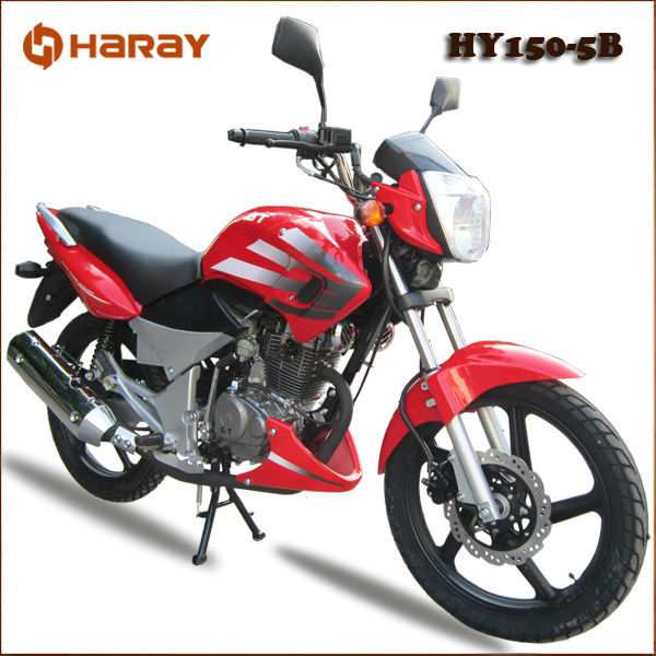 Chinese motorcycle HY150-5B150cc Classic Street Motorcycle for Sale
