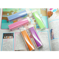 Newest Design Mini lipstick 2600mAh Power Bank, Mobile 2600mAh Power Bank