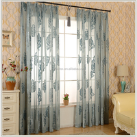 Latest Designs Of High Quality Hot Selling Jacquard Design Velvet Fabric curtain