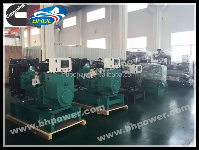 130kW/ 165kva soudproof / rainproof diesel generator set for sale