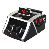 Taiwan Currency bank value counter note counting machine
