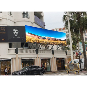 led video display led screen led display Outdoor LED Billboard LED Info Board Outdoor Advertising Full led sign
