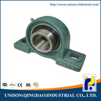 High efficiency long life pillow block bearing