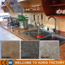 Acrylic Marble Solid Surface imitation granite countertops