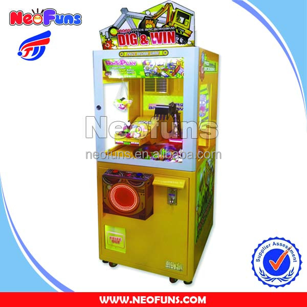 small claw machine for sale
