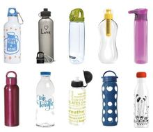 Custom Printed water canisters