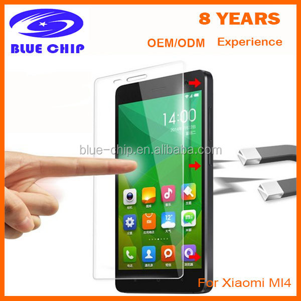 Newest useful screen protector for xiaomi mobile phone