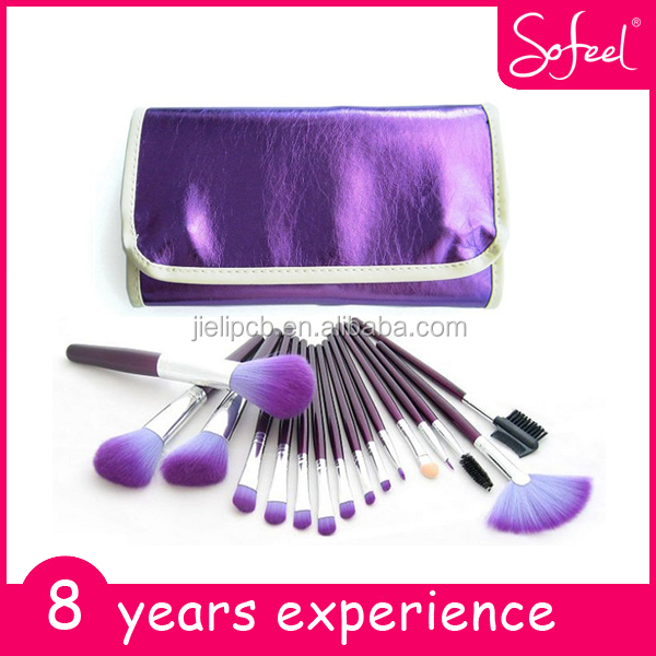 Sofeel 2014 new color brush set with high quailty