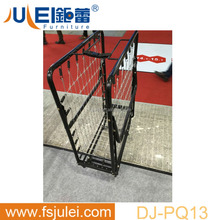 movable single folding metal steel cot beds DJ-PQ13