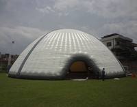 New product custom-made giant tent inflatable