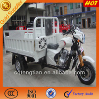 New China Cargo Trike Motorcycle Water Cooled Three Wheels