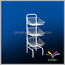2014 New design Metal Floor Stand Folding Poster Stand For AD