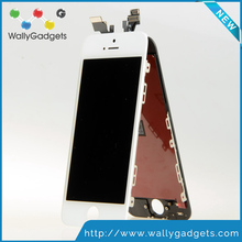 AAA Quality 4.0 inch For iPhone 5 LCD Complete Display Screen with Touch Glass Digitizer Assembly Replacement