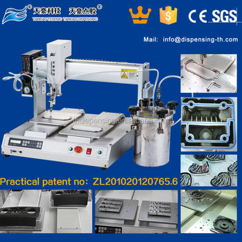 benchtop conformal coating machine/ conformal coating machine with dual station TH-2004D-530Y