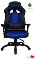 Anji office chair furniture with headrest racing chair/pc chair