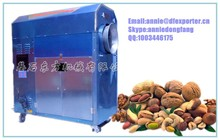 high quality chickpea sieving machine/roasting machine for nuts and seeds