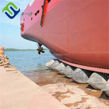 Lifting boat floating ship salvage rubber airbag, marine equipment