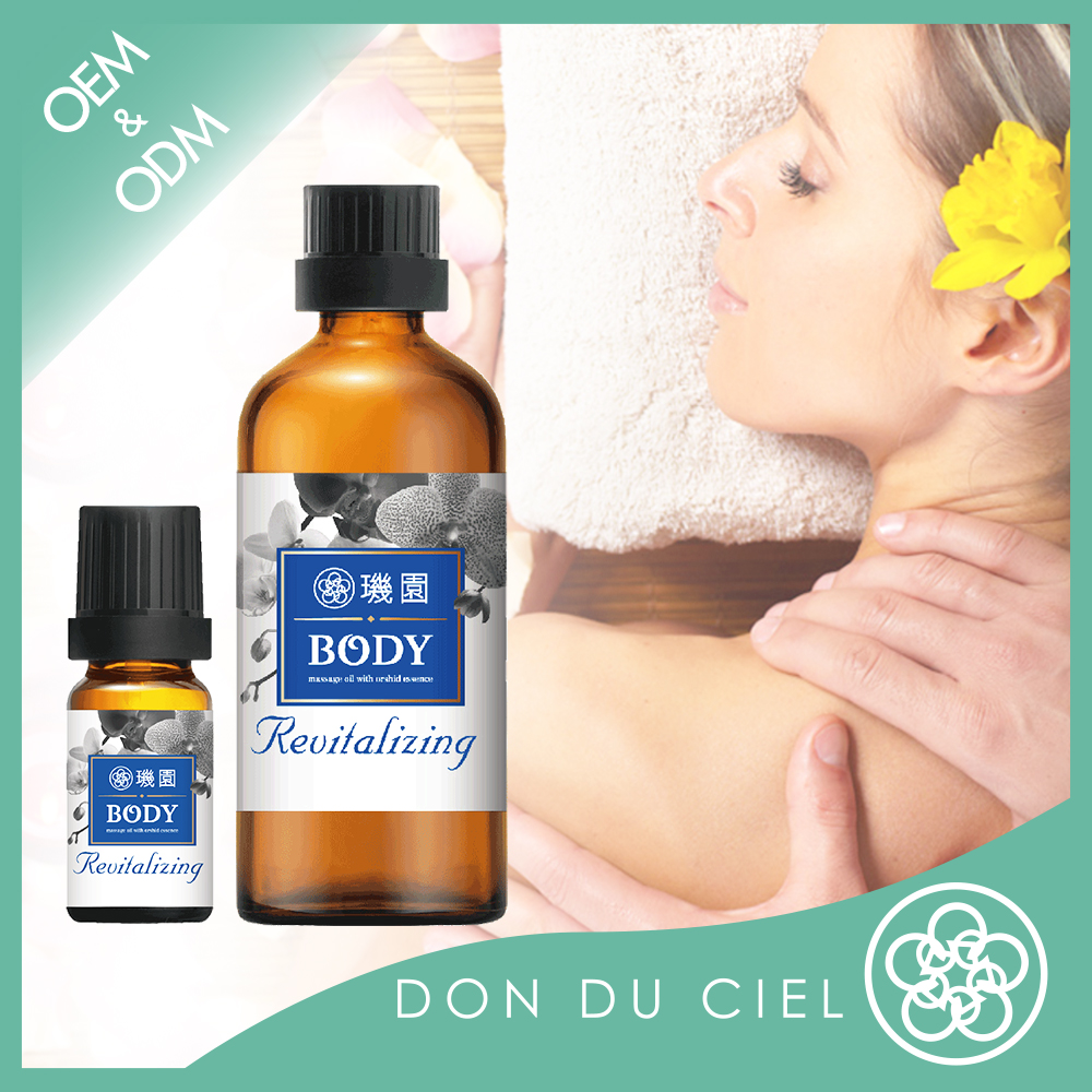 Revitalizing body massage spa oil product for sex body massage