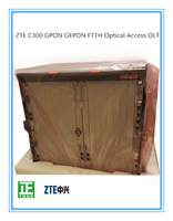 ZTE ZXA10 C300 GPON GEPON FTTH Optical Access OLT