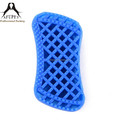 Silicone dog brush for long haired dogs