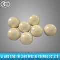 High grinding zirconia silicate ceramic balls glazed with density 4.0g/cm3