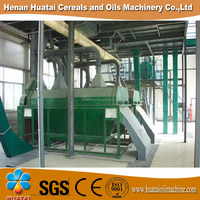 70TPD Peanut/Coconut Oil Processing Machine/100TPD Cooking Oil Production Line/ 100 TPD Groundnut Oil Making Machine