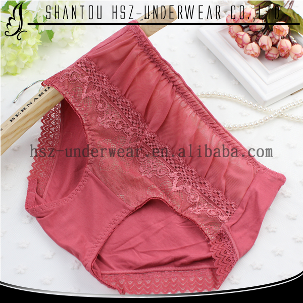 Hot sale fashion new style wholesale sexy girl lace panty underwear mature woman sexy briefs sweet sexy girls preteen underwear