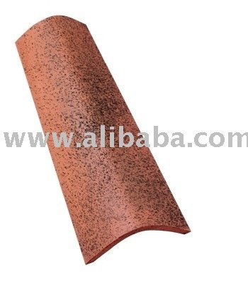 Antique Red Clay Roof Tile