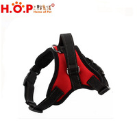 Hot sale dog harnes mesh, pet harnesses winter, pet harnesses for dogs