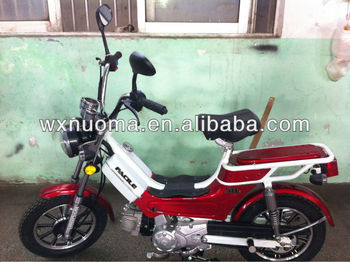 Facile gas moped scooter with new design, hot sale in Italy and Iran