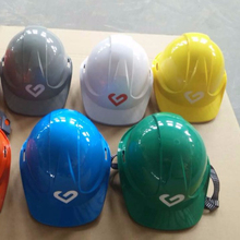 Custom logos <strong>safety</strong> helmet for construction industrial working