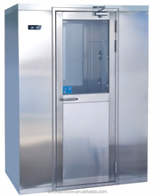 Cleanroom Air Shower for Mircroelectronics Lab