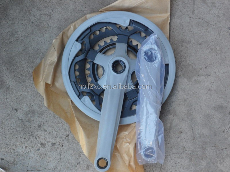 bmx bicycle crank cheap chainwheel crank