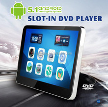 Chelong Solt-in DVD Back-to-back Car Android Headrest Monitor