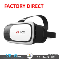 Factory direct vr glasses headset 3d vr glasses for sale in stock