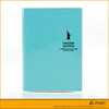 Casebound notebook plain funny wholesale school supplies
