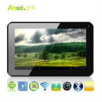 New model 9 inch MTK6577 3G phone tablet pc dual core android 4.0 OS camera GPS bluetooth GSM/WCDMA tablet dual sim 3G tablet pc
