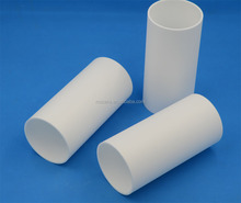 Alumina Raw Material Ceramic Tube