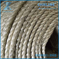 3 Strand Twisted Natural Sisal Rope in different grade