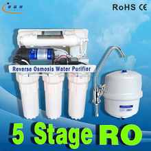 best selling domestic household 50GPD RO drinking water machine filter