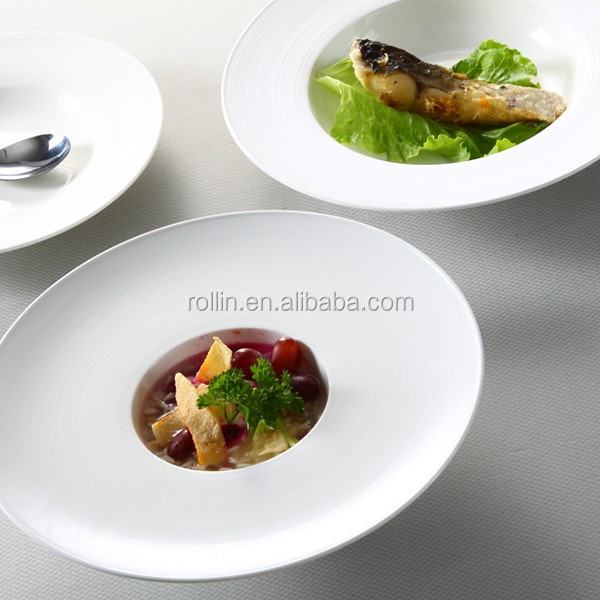 Hot sale hotel&restaurant square white ceramic plates,chaozhou Dinnerware crockery plates, Catering plates wholesale